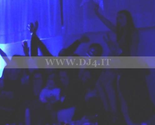 festa dj 18 anni