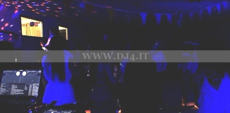 festa dj compleanno diciottesimo milano