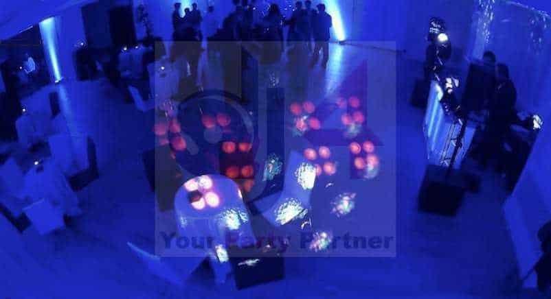 18 anni compleanno dj hotel melia milano