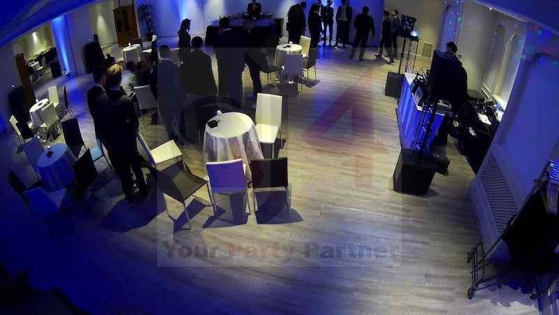 evento hotel melia convention festa aziendale
