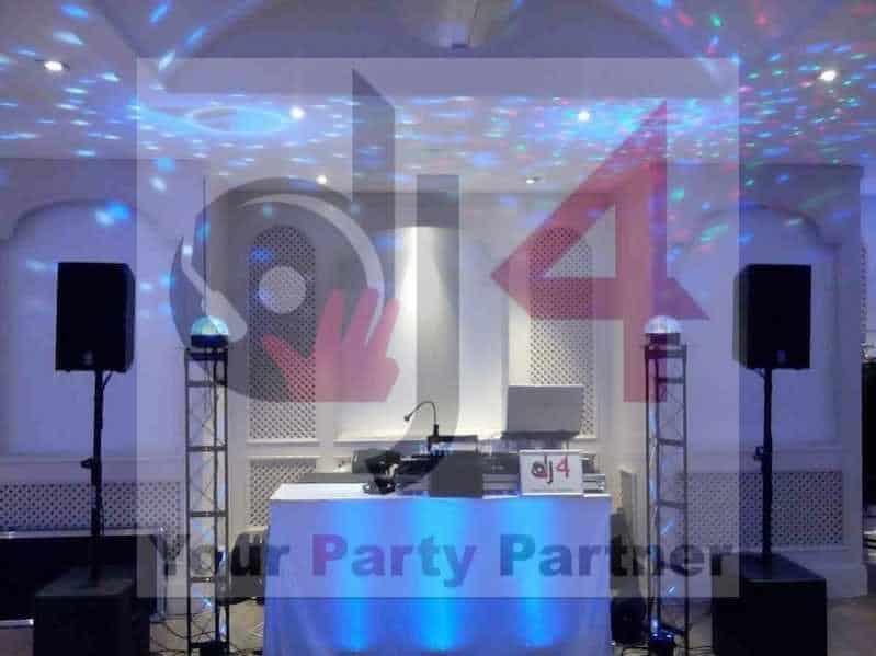 festa dj compleanno milano hotel melia
