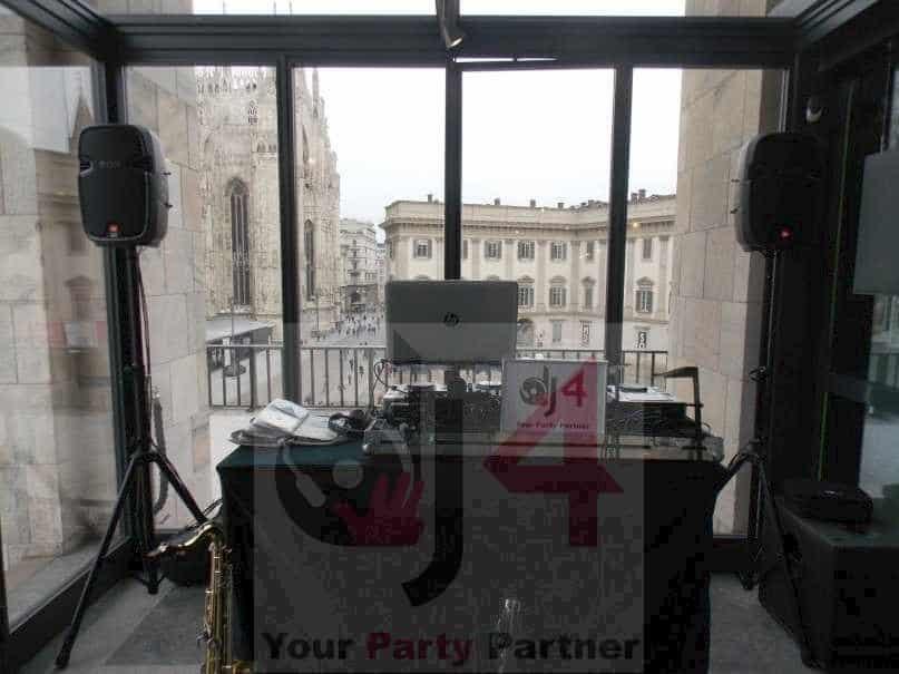 dj feste eventi aziendali