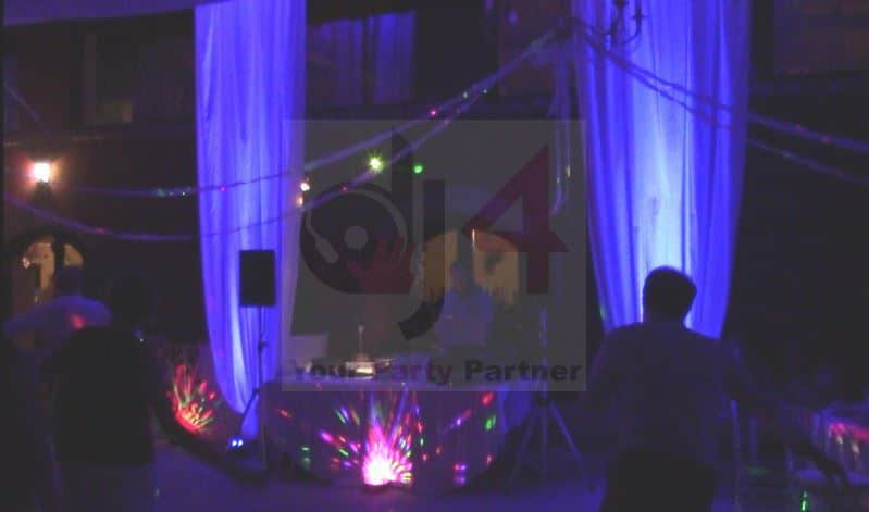 dj festa privata 50 anni milano