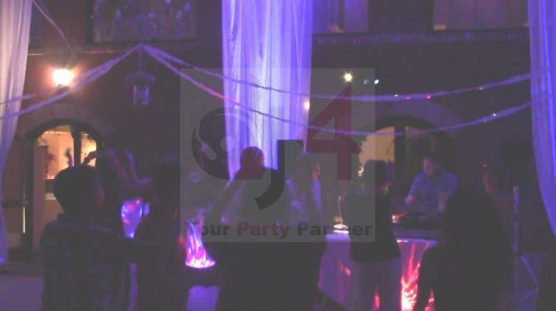 dj feste eventi compleanno 40 anni 50 anni