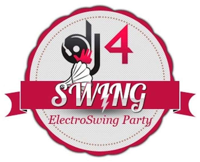 swing dj party evento serata