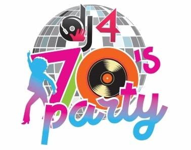 anni 70 vintage musica festa dj revival