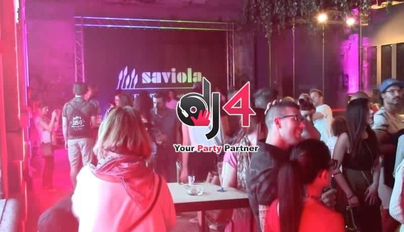DJ music design week milano