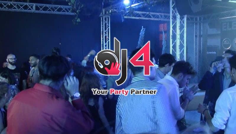 DJ SET furniture fair agency DJ for design week milano